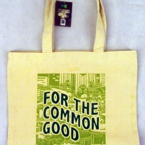 For_the_Common_Good_Bag_Green_on_white